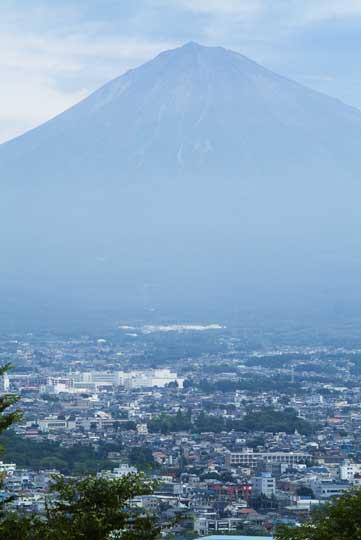 夏の富士山-3