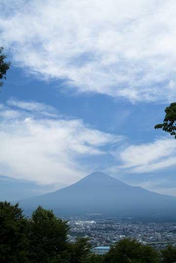 夏の富士山-4