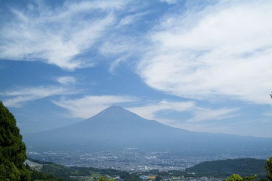 夏の富士山-6