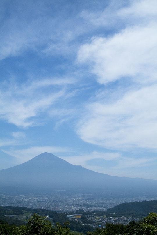 夏の富士山-7