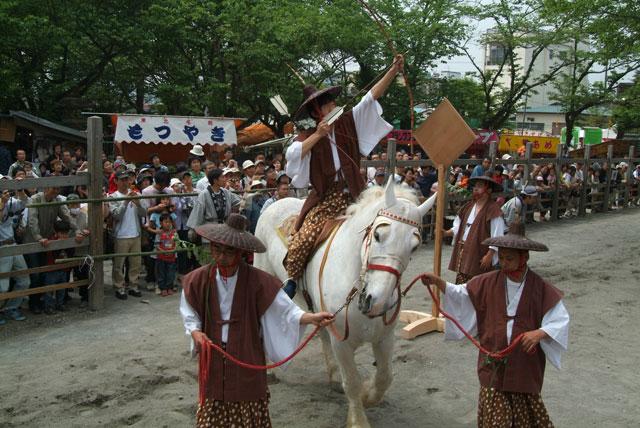 浅間大社流鏑馬祭-2