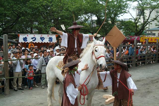浅間大社流鏑馬祭-3