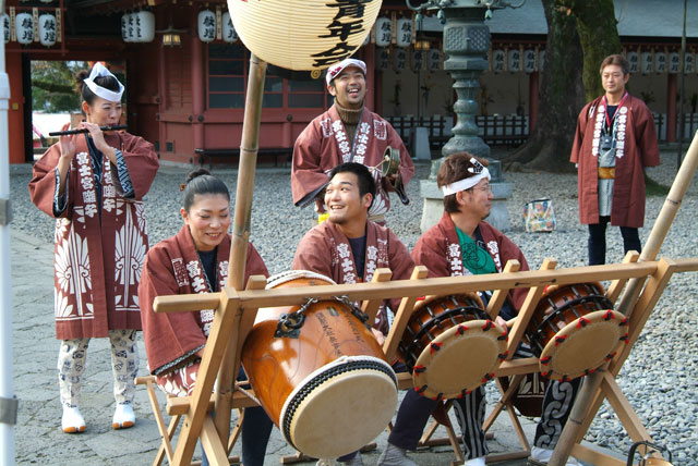 祭り囃子-4