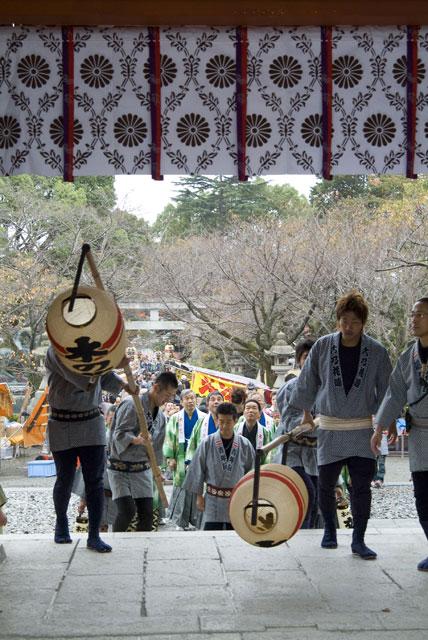 11月3日宮参り-3