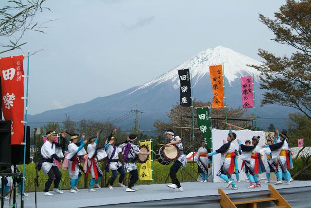 富士宮市民田楽の会3