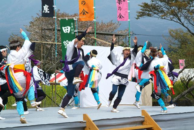 富士宮市民田楽の会4