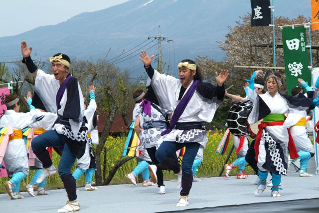 富士宮市民田楽の会5