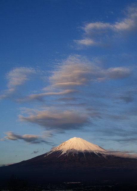 1月3日の富士山-2
