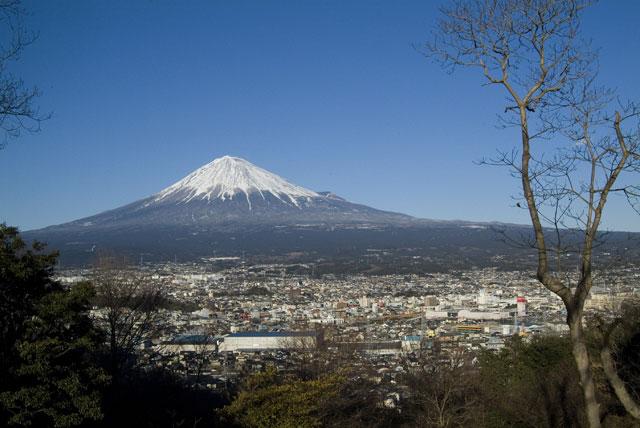 2月13日の富士山-1