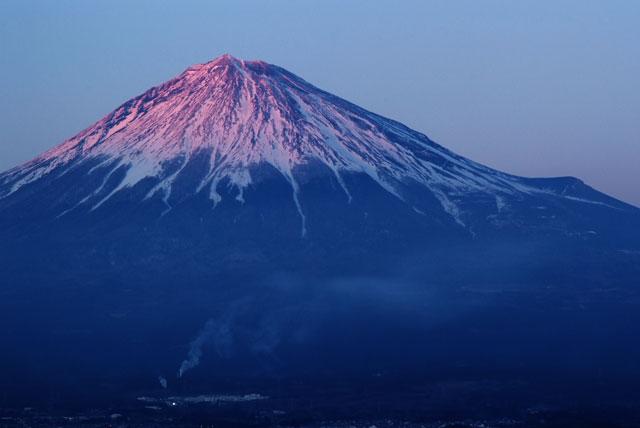 2月28日の富士山-4