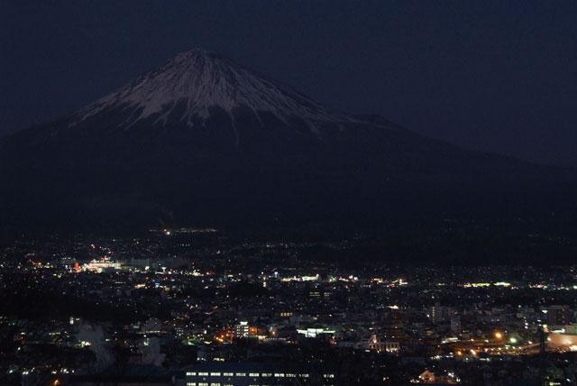 2月28日の富士山-5