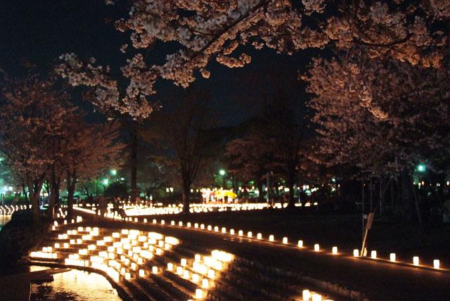 4月5日 舞楽、能と燈回廊-26