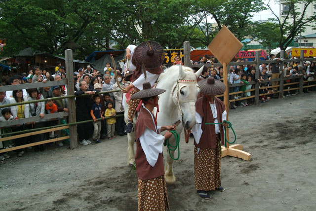 20年流鏑馬祭5月5日-10