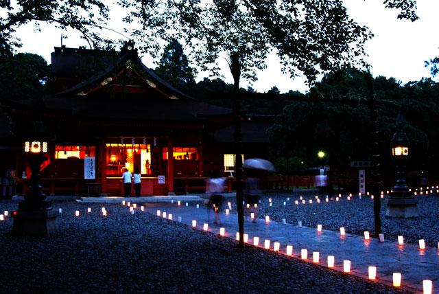 表富士燈回廊-1