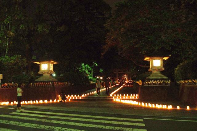 表富士燈回廊-6