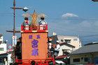 祭りと富士山-3