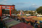 祭りと富士山-5