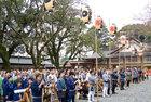 11月3日宮参り-5