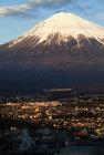 1月3日の富士山-1
