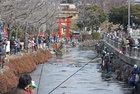 鱒釣り大会-5